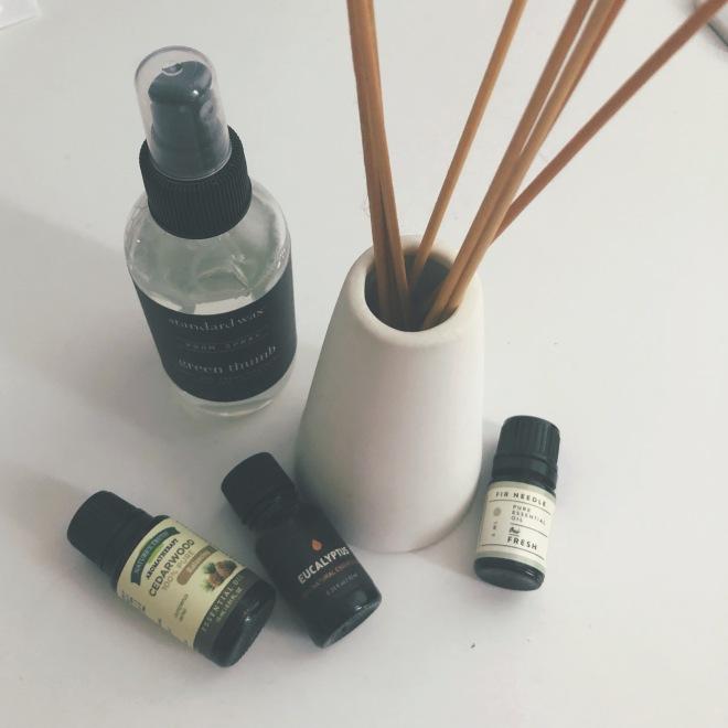 Green Thumb Fragrance DIY