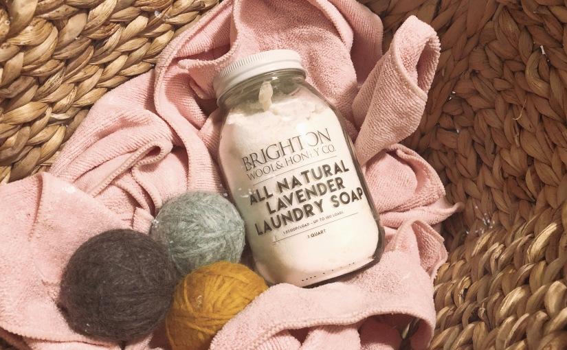 Zero Waste –Laundry