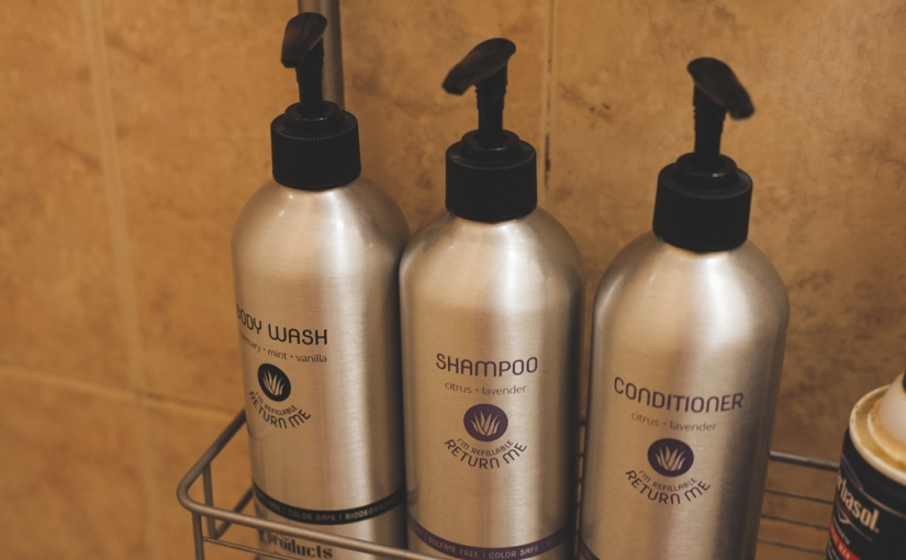 Plastic-Free Hair Care with Plaine Products