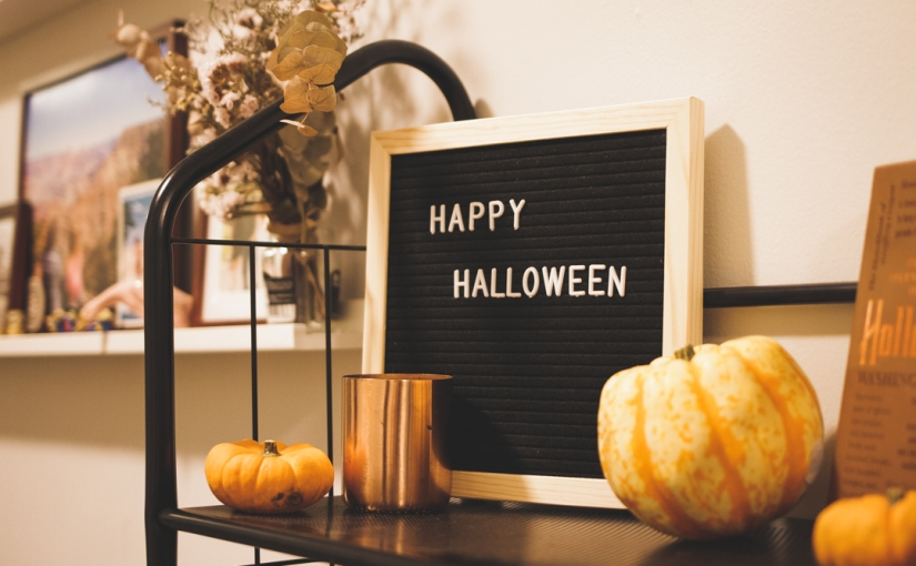 Tips for a Plastic Free Halloween